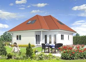 Dfh haus cz bungalov fp 86 110 rodinn domy - Okal bungalow ...