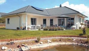 dfh haus cz bungalow fp 86 134 rodinn domy. Black Bedroom Furniture Sets. Home Design Ideas