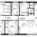 ATRIUM - Individuální dům 126 - půdorys