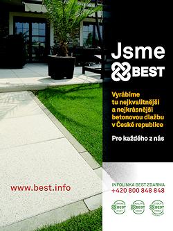 Betonová dlažba | Zámková dlažba | Velkoplošná terasová dlažba