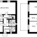 Experimentální pasivní dům HELUZ - půdorysy