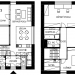 Porotherm dům Wienerbrger - Individuální řešení Popovičky - půdorysy