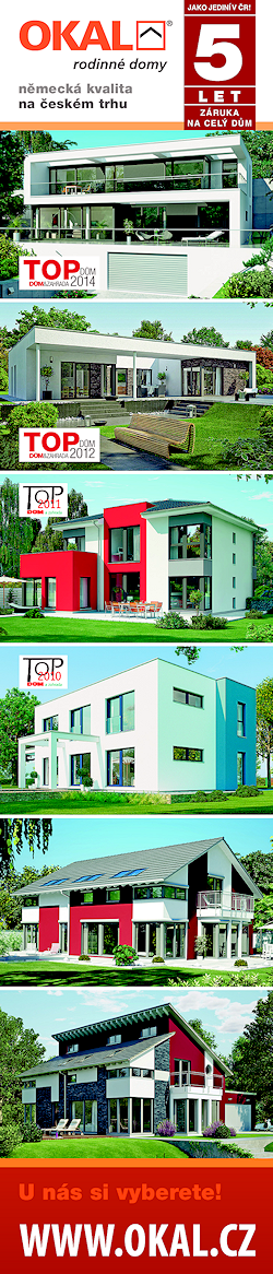 Montované domy OKAL